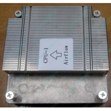 Радиатор CPU CX2WM для Dell PowerEdge C1100 CN-0CX2WM CPU Cooling Heatsink (Тольятти)