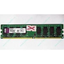 ГЛЮЧНАЯ/НЕРАБОЧАЯ память 2Gb DDR2 Kingston KVR800D2N6/2G pc2-6400 1.8V  (Тольятти)
