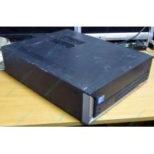 Лежачий четырехядерный компьютер Intel Core 2 Quad Q8400 (4x2.66GHz) /2Gb DDR3 /250Gb /ATX 250W Slim Desktop (Тольятти)
