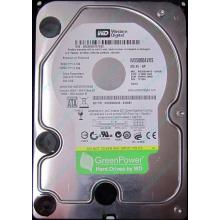 Б/У жёсткий диск 500Gb Western Digital WD5000AVVS (WD AV-GP 500 GB) 5400 rpm SATA (Тольятти)
