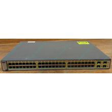 Б/У коммутатор Cisco Catalyst WS-C3750-48PS-S 48 port 100Mbit (Тольятти)