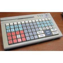 POS-клавиатура HENG YU S78A PS/2 белая (без кабеля!) - Тольятти