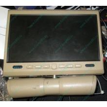Автомобильный монитор с DVD-плейером и игрой AVIS AVS0916T бежевый (Тольятти)