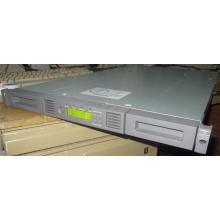 HP AH562A StorageWorks 1/8 Ultrium 920 G2 SAS Tape Autoloader LVLDC-0501 LTO-3 (Тольятти)